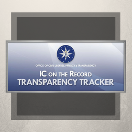 Transparency Tracker