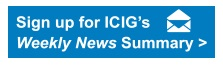 ICIG weekly news summary