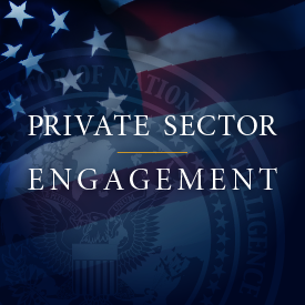 Engaging with the Private Sector