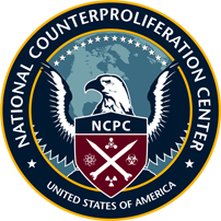 National Counterproliferation Center Seal
