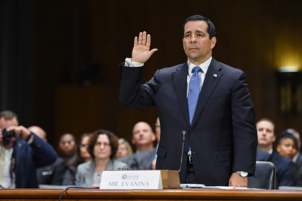 Statement for the Record William R. Evanina for Confirmation Hearing before the Senate Select Committee on Intelligence to be Director of the National Counterintelligence and Security Center