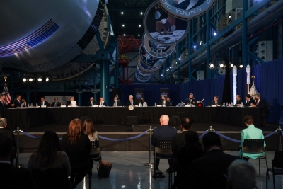 DNI John Ratcliffe's Remarks at the Eighth Meeting of the National Space Council
