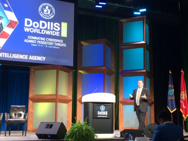 NCTC Deputy Director Talks Data at DoDIIS