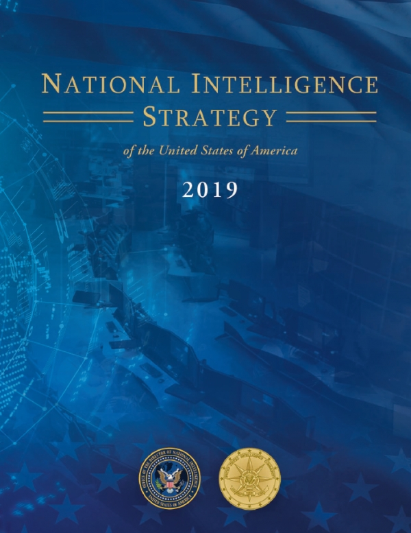 2019 National Intelligence Strategy