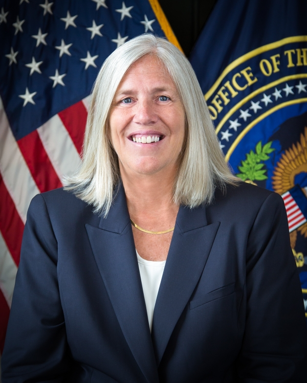 Women's History Month Spotlight: PDDNI Sue Gordon