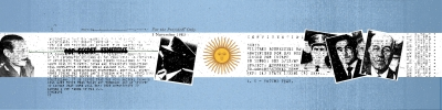 ODNI Launches Argentina Declassification Project Online Portal