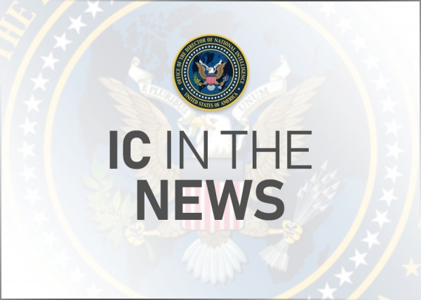 A View from the CT Foxhole: Joseph Maguire, Acting Director of National Intelligence
