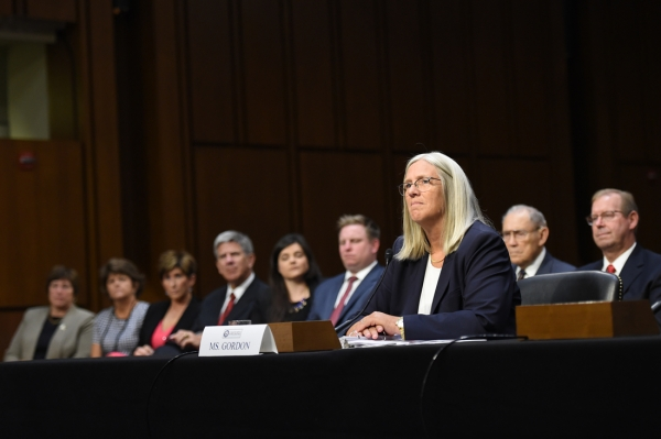 DNI Coats Statement on the Senate Confirmation of Susan Gordon to be PDDNI