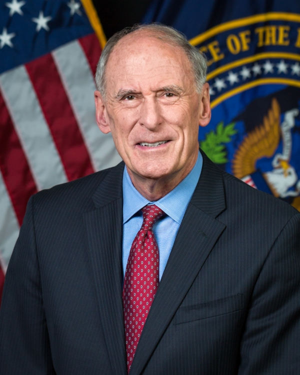 DNI Dan Coats Selected to 2019 Wash100 for Leading U.S. Intelligence Operations, Supporting National and Homeland Security