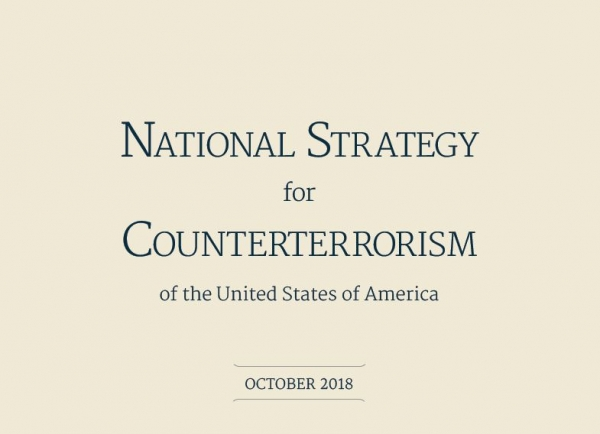 White House Releases National Strategy for Counterterrorism