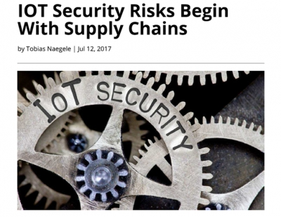 IOT Supply Chain