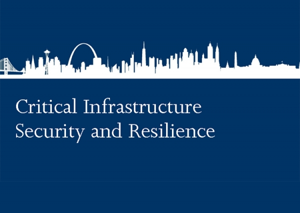 Raising awareness about the Nation's Critical Infrastructure