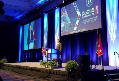 National Counterterrorism Center Acting Director Russ Travers Speaks at DoDIIS Worldwide
