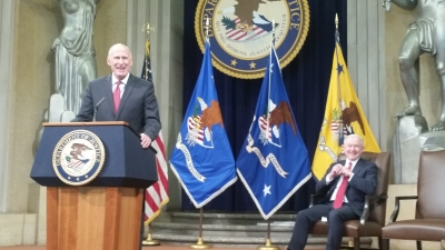 7th Annual Department of Justice Veterans Appreciation Ceremony