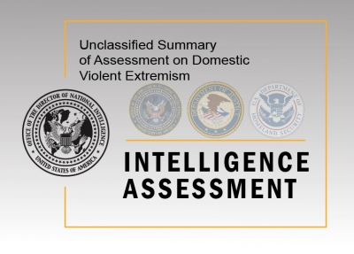 Unclassified Summary of Assessment on Domestic Violent Extremism