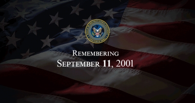 Remembering 9/11:  Perspective from the Pentagon on The Day of the Attack