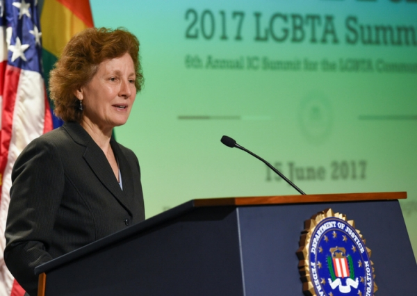 "FBI Hosts Sixth Annual ""IC Pride"" Summit Keynote Speakers from IC, Congress, and Human Rights Campaign"